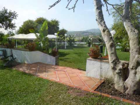 Jardines del trapiche boda civil de dia youtube for Bodas en jardin