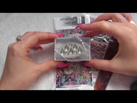 Empower nail art film and ring thing review youtube prinsesfo Images