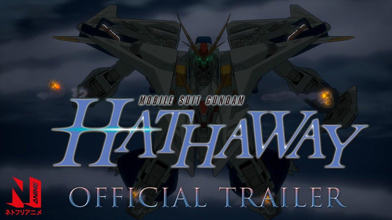 Download Mobile Suit Gundam Hathaway | Official Trailer | Netflix Anime