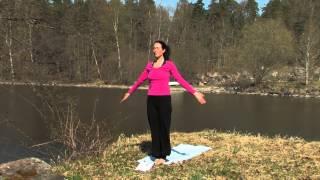 Yoga för alla - Lugnande serie (M)