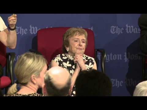 Washington Post panel addresses 40th anniversary of Nixon's resignation