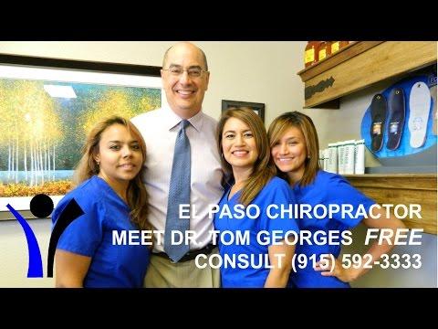 El Paso TX Chiropractor- Meet Dr. Tom Georges - Eastside (915)592-32333