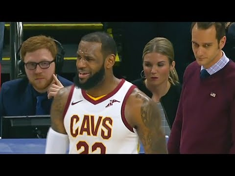 LEBRON JAMES LEAVING CAVALIERS AFTER THIS SEASON!!! CAVS CHOKE 22 POINT LEAD! CAVALIERS VS PACERS