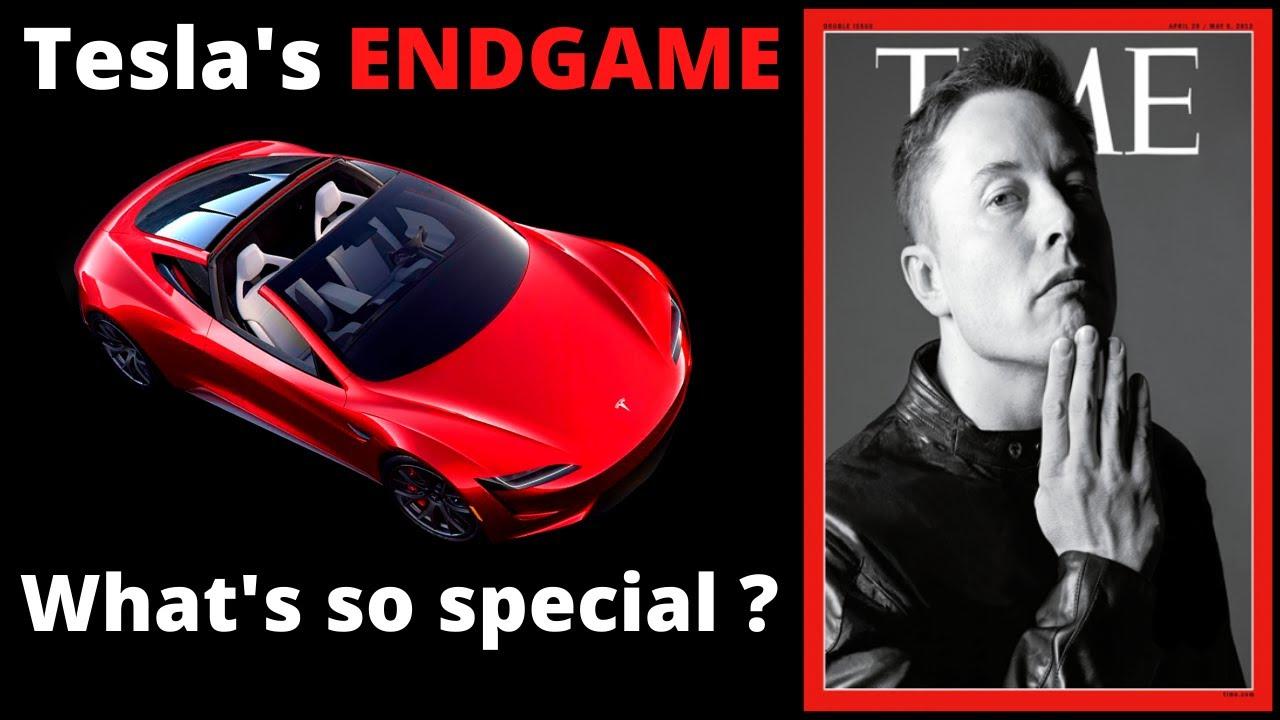 Tesla's secret | The Endgame ?