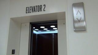Elevators - LBJ Presidential Library Austin, TX