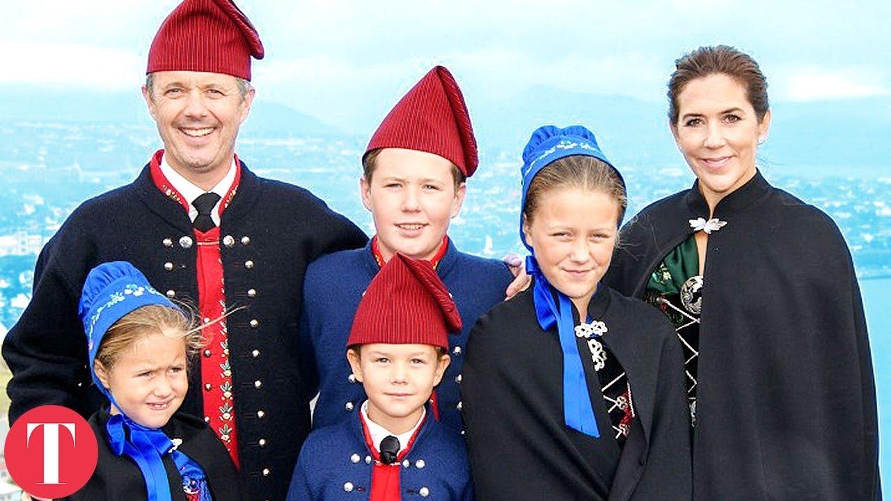 Kaко изгледа животот на данското кралско семејство?
