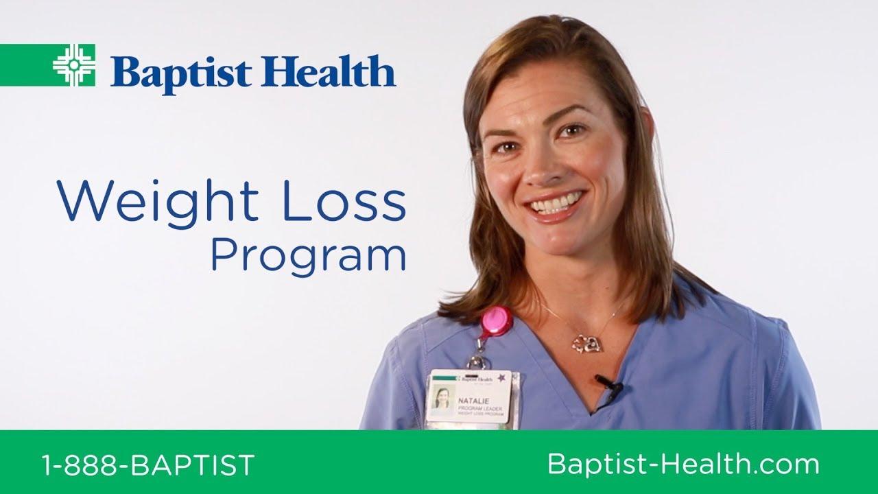 Baptist Health Weight Loss Program In Little Rock Ar Youtube