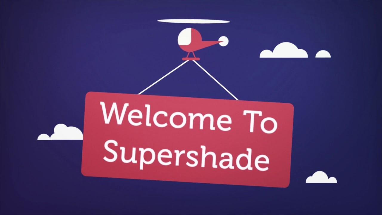 Supershade Roller Blinds in Toronto, ON