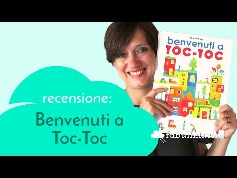Benvenuti a Toc-Toc 👀 libri per bambini illustrati