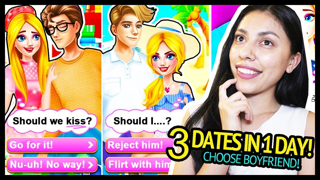 flirting games dating games youtube channel games tonight