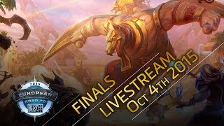 Heroes of the Storm European Championship 2015 – Final