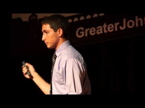 How to Prevent World War III: Sam Abraham at TEDxJohnstown