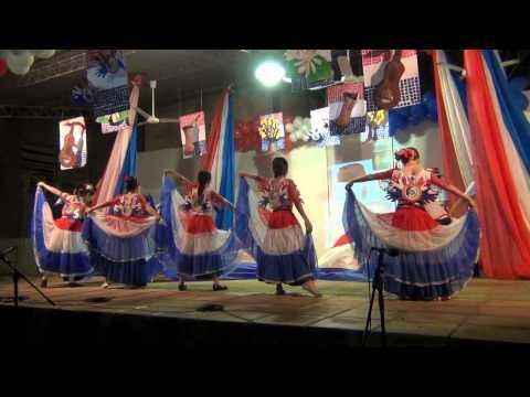Noche del Paraguay 2012 - 5 grade, PAIS (Pan American International School)