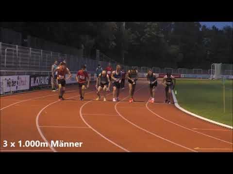 TVR Staffel 3 1000 m HP
