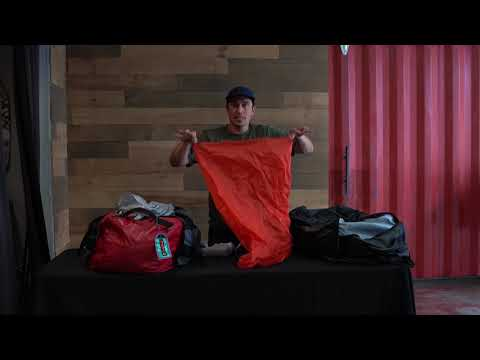 GREENLAND to INDIA - PACKING FOR 24 DAYS ON THE ROAD - GEAR VIDEO 1