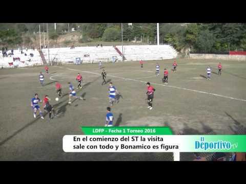El Deportivo Tv - Atlético La Falda vs EMFI Bialet Masse