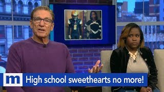 They fell in love at 15...But high school sweethearts no more! | The Maury Show