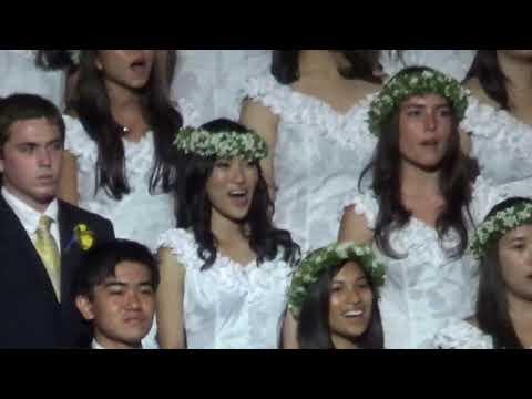 2019 Punahou School Graduation - Stefani Sakamoto
