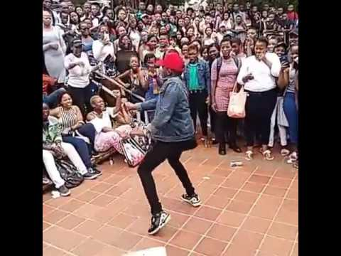 THE BEST Okmalumkoolkat Gqi DANCE   YouTube