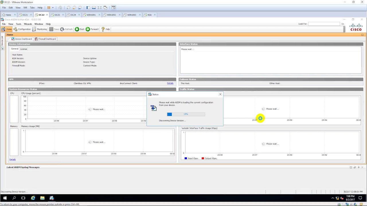 Configure DHCP Relay on firewall ASA