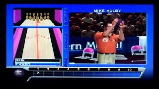 Brunswick Circuit Pro Bowling 2 Playstation Gameplay