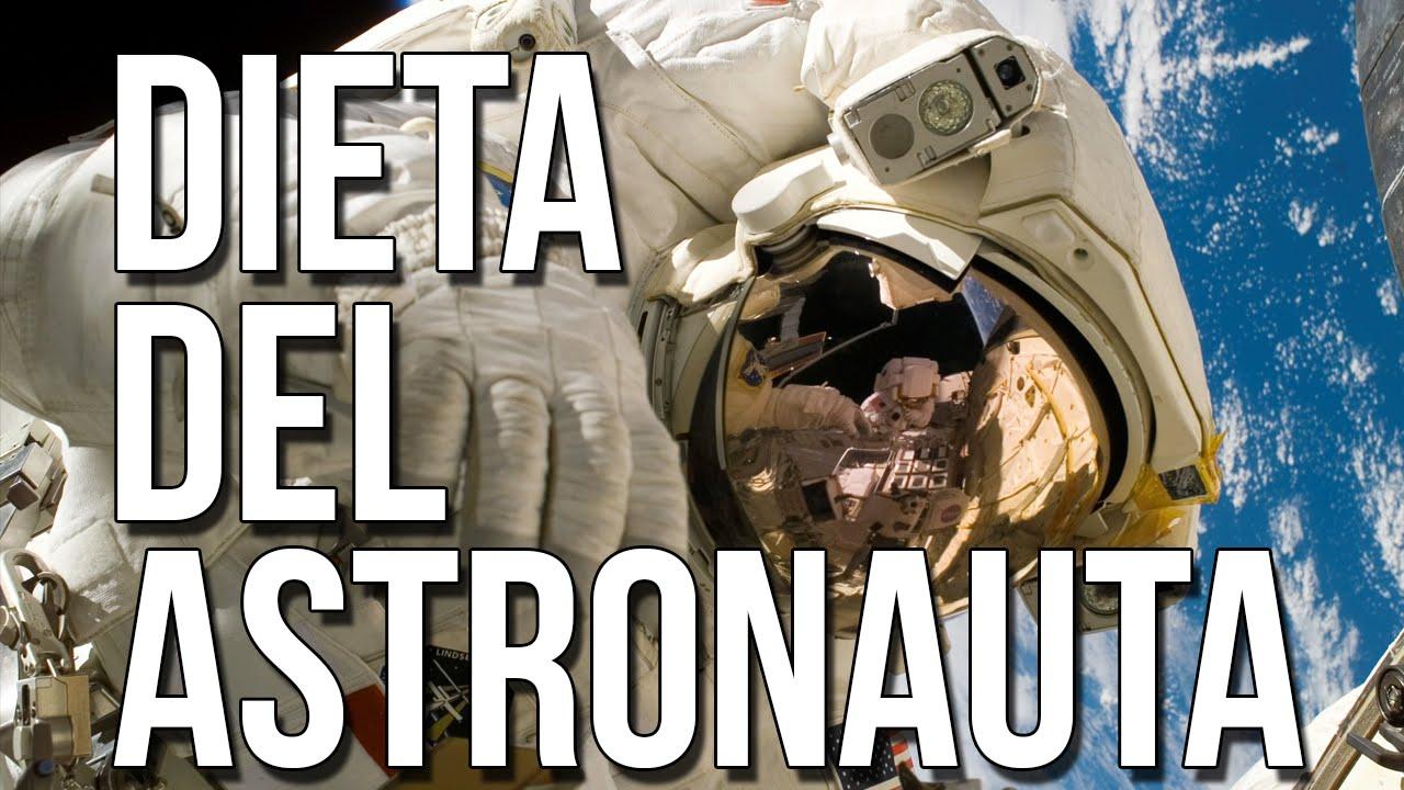 la dieta del astronauta 13 dias