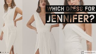 ASOS Try On-Haul | Looking for a White Dress | Wedding Guest