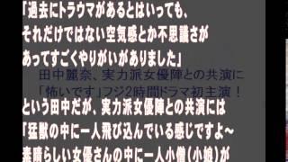 ドラマ「三面記事の女たち 愛の巣」主演、田中麗奈は在日?