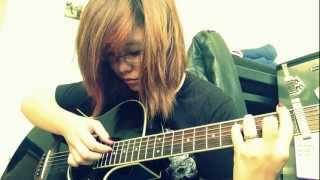 Chờ Người Nơi Ấy (OST Mỹ Nhân Kế) guitar cover