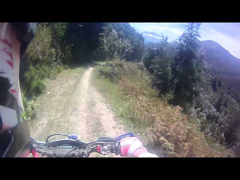 Sherco 300 SE Factory,Trail Ride,Scotts Road Kaikoura,New Zealand 06-12-2014