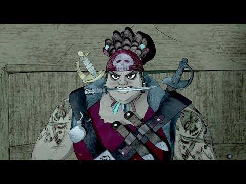 Download TREASURE ISLAND | The Life of Pirates | Full Episode 9 | Cartoon TV Series | English | Full HD