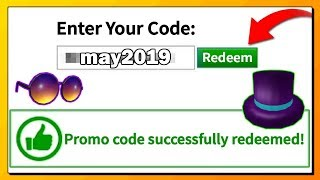 [NEW] ALL ROBLOX WORKING PROMOCODES!| FREE ACCESORIES ON ROBLOX| MAY,2019