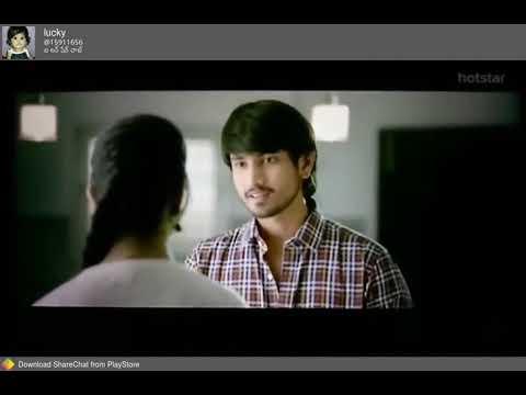Raj tarun proposing  to avika gor  in all languages