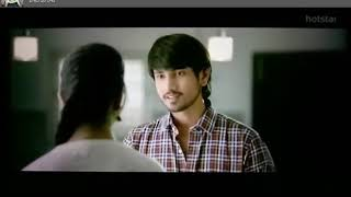 Raj tarun proposing  to avika gor  in all languages