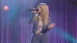 Jessica Simpson - I wanna love you forever live