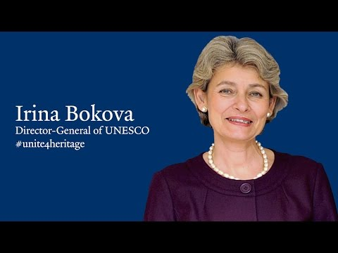 """Culture in Crisis"" address by UNESCO Director-General Irina Bokova"