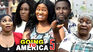 GOING TO AMERICA SEASON 5 - (New Hit Movie) Chizzy Alichi 2020 Latest Nigerian Nollywood Movie