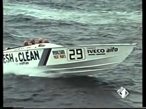 Montecarlo Grand Prix Offshore class 1 1985