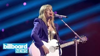 Taylor Swift Freaks Out Over a Banana in Uncovered Post-Surgery Video  | Billboard News