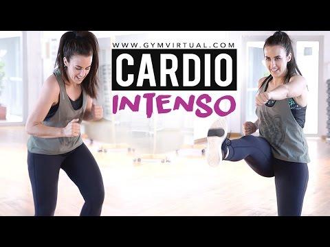 Cardio intenso 20 minutos | Eliminar grasa rápido