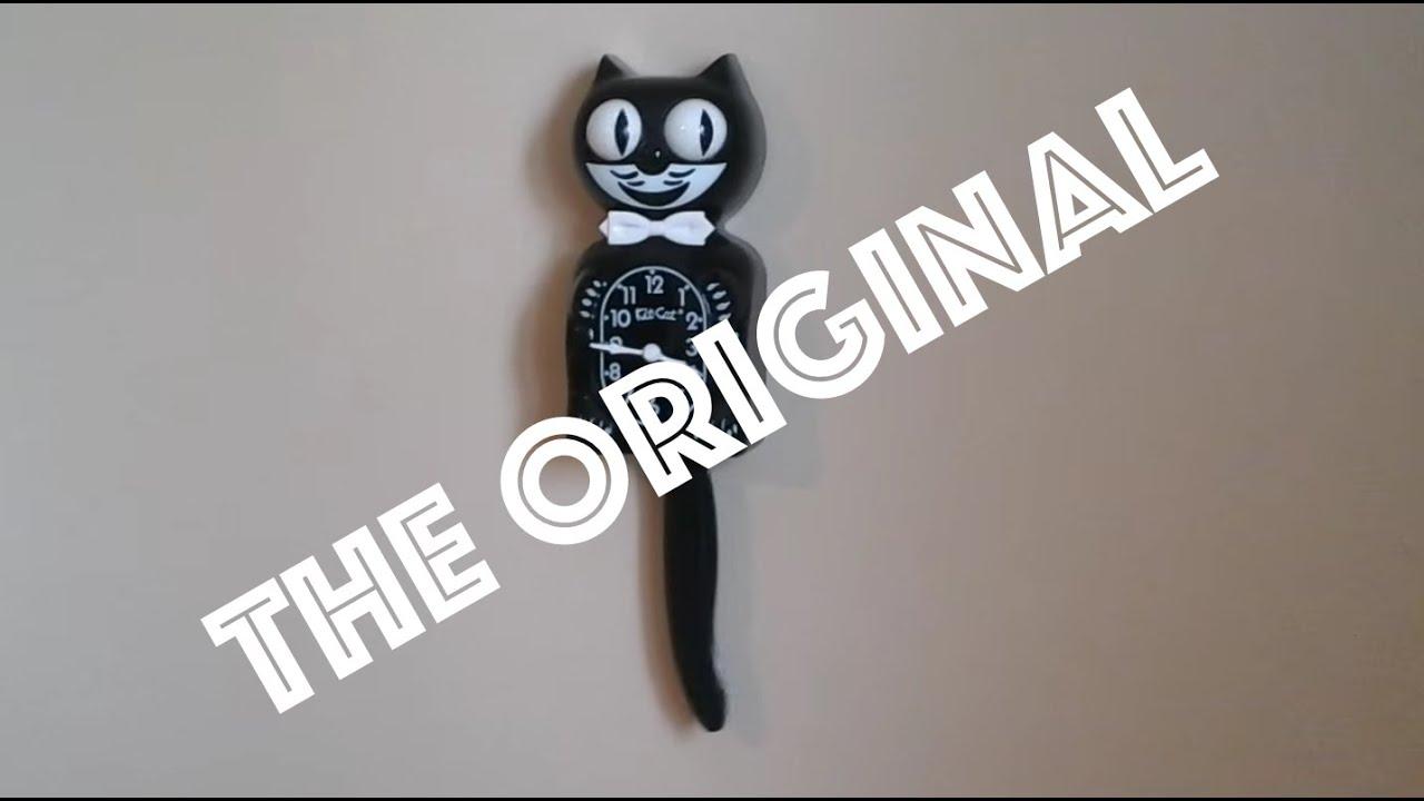 My kit cat clock youtube my kit cat clock amipublicfo Gallery