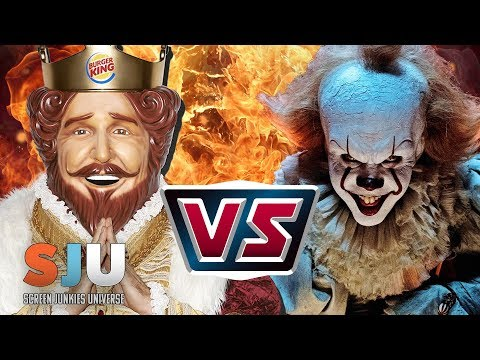 """Burger King Doesn't Want You to See the New """"IT"""" Movie! - SJU"""