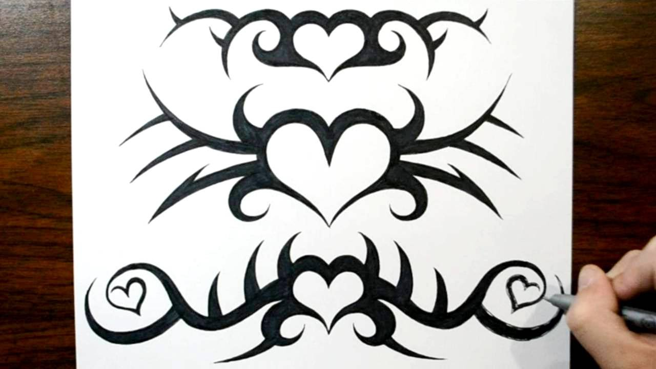 Heart tattoos designs - Heart Tattoos Designs 34