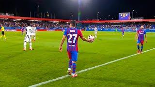 Yusuf Demir vs Juventus (08/08/2021) HD