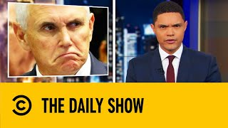 Trevor Noah Roasts Mike Pence | The Daily Show With Trevor Noah