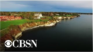 Neighborhoods where the entry fee is $1 million