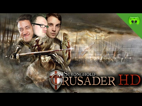 UNTER EINER FLAGGE 🎮 Stronghold Crusader HD #2