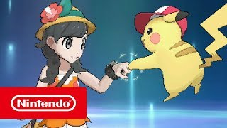 Pokémon Ultra Sun and Pokémon Ultra Moon – Launch Trailer (Nintendo 3DS)