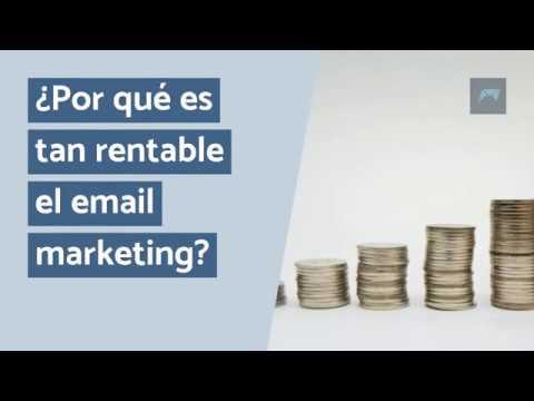 ¿Por qué es tan rentable el email marketing? Toma el control de tus resultados de marketing