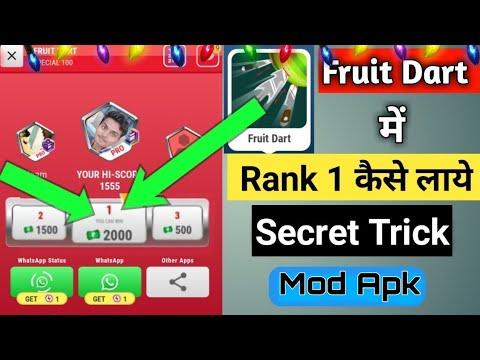 Mpl Fruit Dart Game Hack Trick Mpl Fruit Dart Game Unlimited Score
